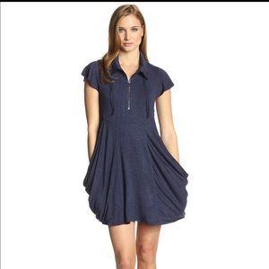 Kensie Zip Front Tunic or Dress Size Medium